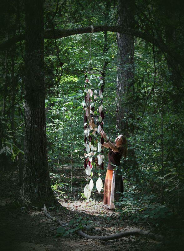 Wilderness Act Performance Series, Edie Morton at Woodlands Garden