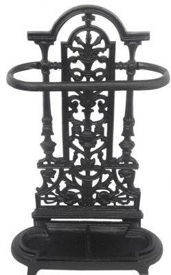 Cast Iron Umbrella Stand - Black £24.95