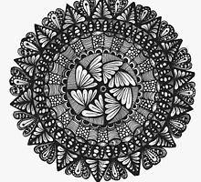 Sacred ZEN mandala by LisaL2