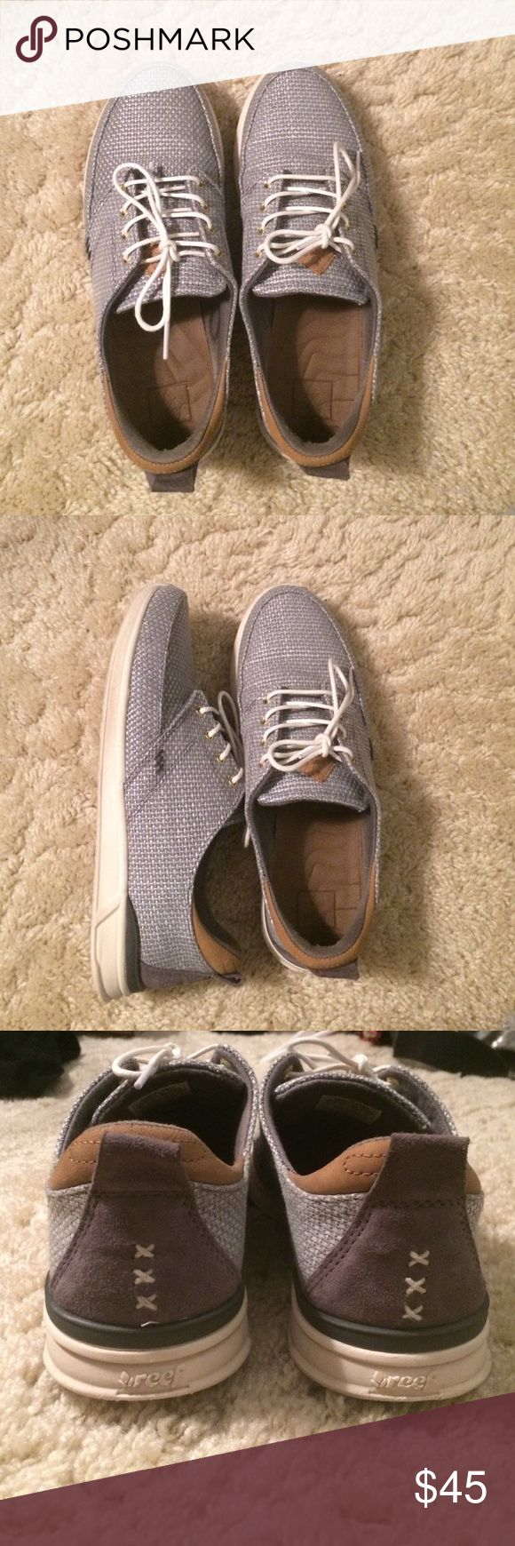 Women's Reef Shoes Super comfy- bought last summer only worn a couple times Reef Shoes Sneakers