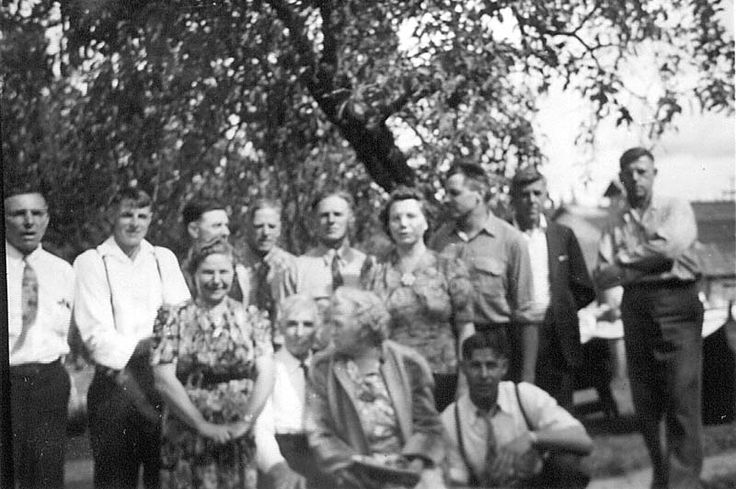 Bildergebnis für Betty MacDonald and the Bishop family