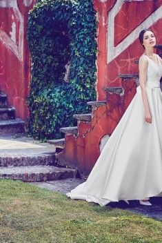 Robe de mariée Capri par Giuseppe Papini collection 2017