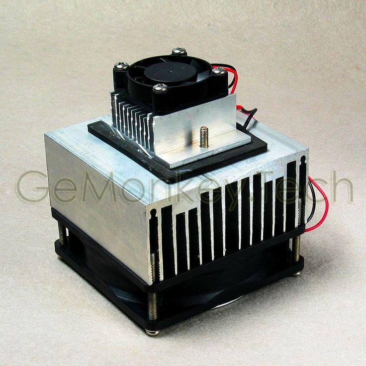 kit de refrigeración termoeléctrico peltier, nuevo