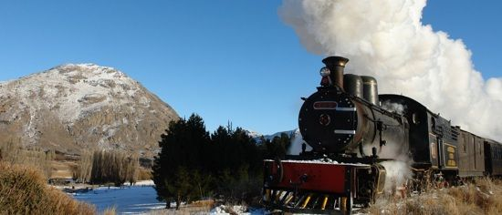 The Old Patagonian Express, Argentina (400Km from Ingeniero Jacobacci in Rio Negro to Esquel, Chubut.