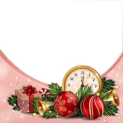 Новогодний клипарт от Nata-Leoni