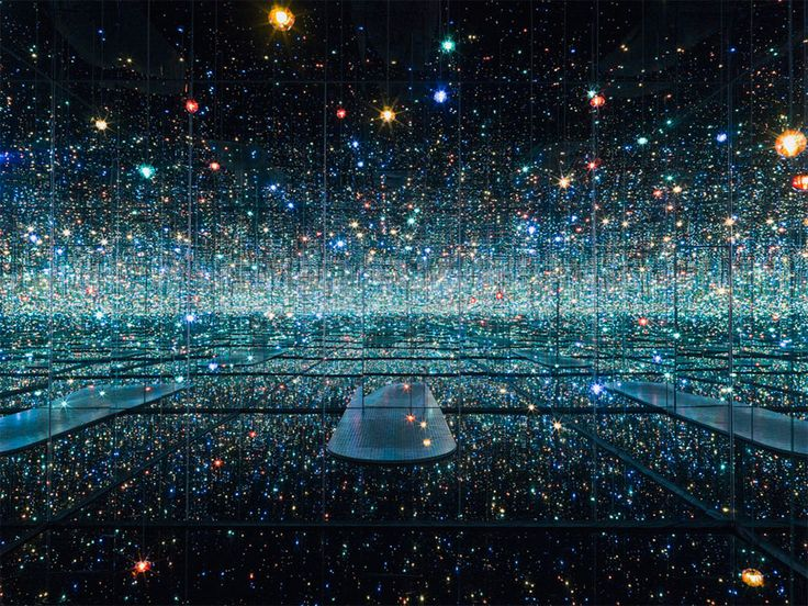 To Do: Yayoi Kusama at The Broad Museum | Tory Daily