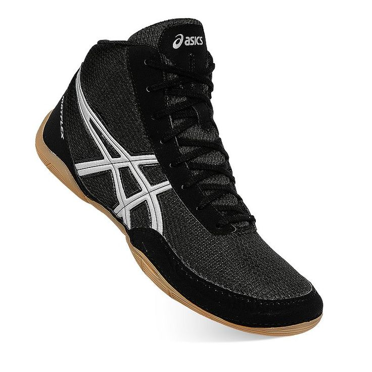 ASICS Matflex 5 Men's Wrestling Shoes, Size: 13, Oxford