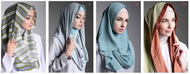 Instan Shawl, Model Hijab Selendang Praktis Tanpa Jarum – Wanita dan fashion merupakan dua hal yang tidak dapat dipisahkan, tidak terkecuali bagi para muslimah yang selalu tampil dengan busana syar'i. Saat ini semua muslimah juga bisa selalu tampil fashionable dengan berbagai model hijab dan busana muslimah yang modis. Seperti di butik hijab online hijup.com, anda