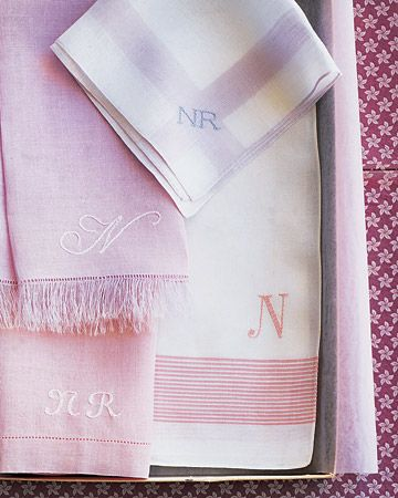 How-To: Embroidery - Introduction - MarthaStewart.com
