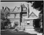 1970 VIEW OF EXTERIOR FROM EAST. - Charles H. Baldwin House, Bellevue Avenue, Newport, Newport County, RI