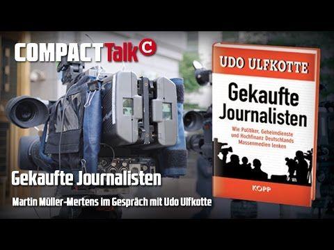 Gekaufte Journalisten - Udo Ulfkotte im Interview