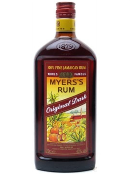 Myers's Rum / Original Dark
