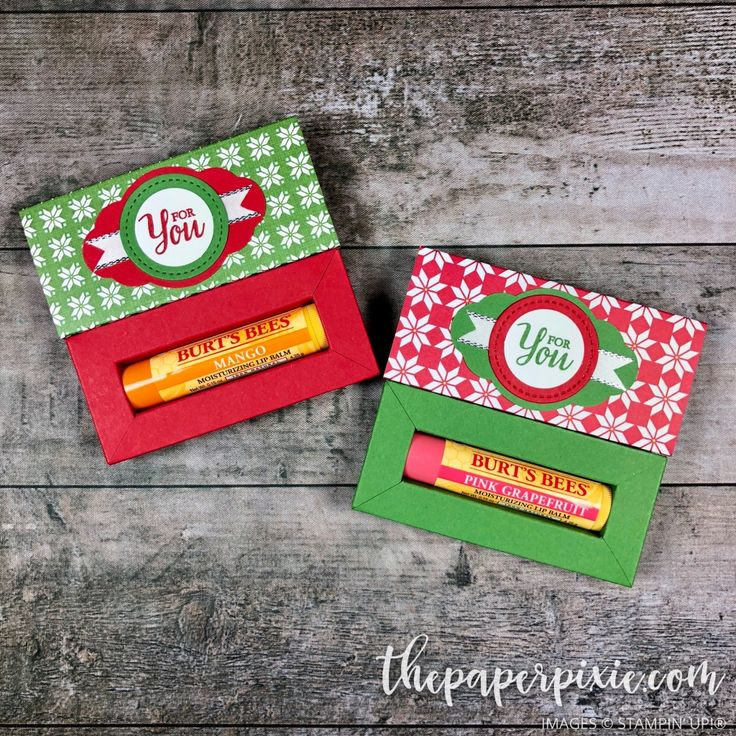 Today's project is my swap for the Pals Sip & Swap get together during OnStage! It's another Lip Balm Shadow Box! Here's what the inside looks like: The Stampin' Pretty Pals (Mary Fish's team) gathered together during OnStage in Salt Lake City at Buca di Beppo for dinner followed by a swap – and I…