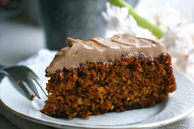 New Zealand Carrot Cake; food blog  Foodytwoshoes