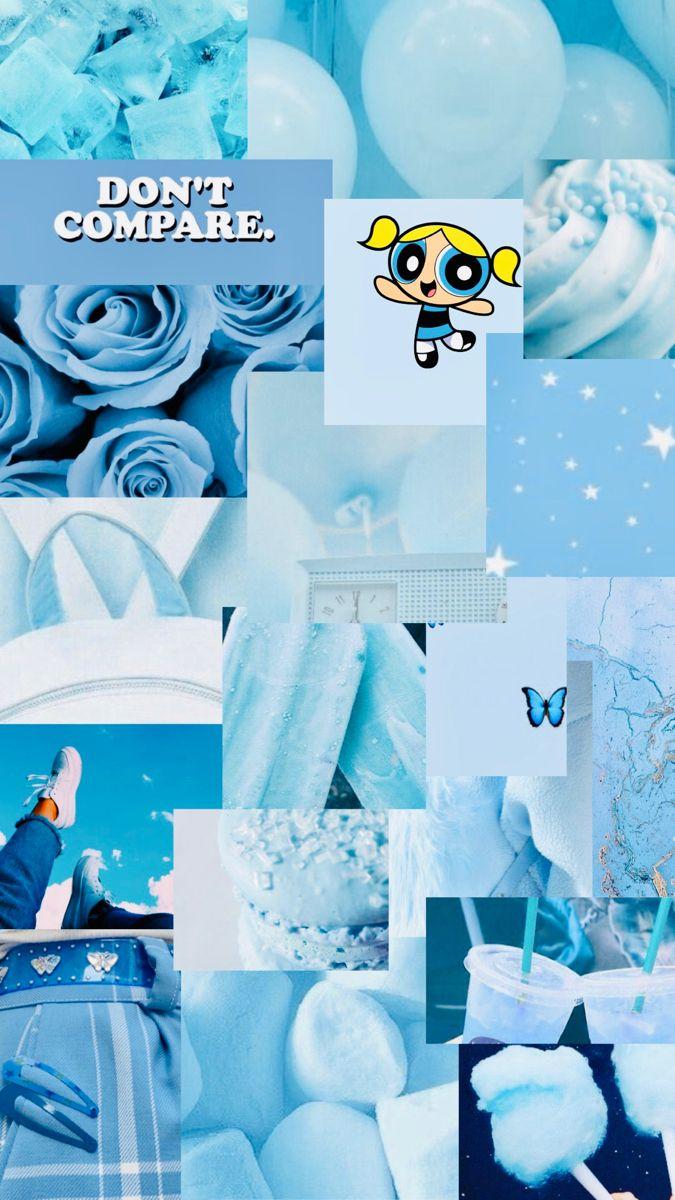 Baby Blue Aesthetic Baby Blue Aesthetic Baby Blue Iphone Wallpaper Baby Blue Wallpaper