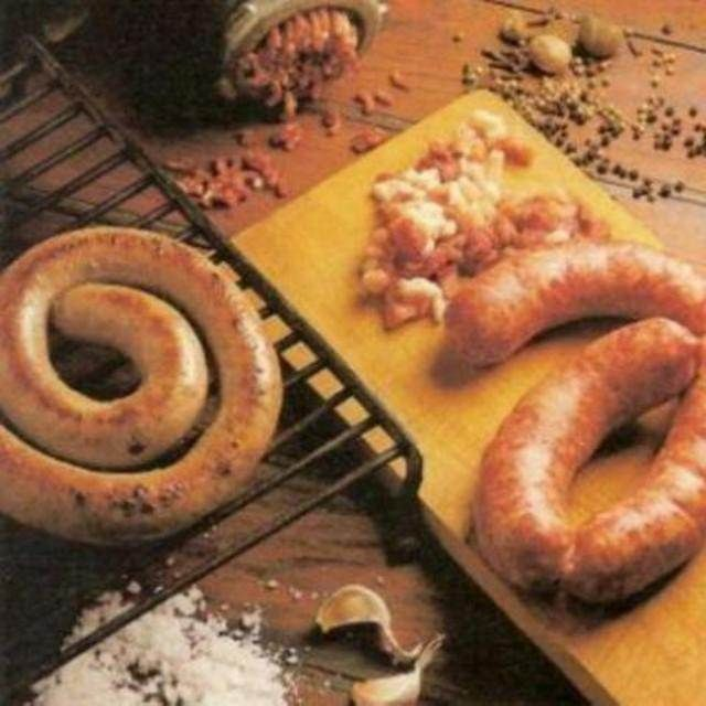 Traditional South African Best Boerewors