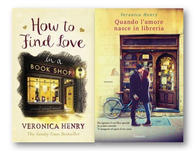Veronica Henry #howtofindloveinabooshop