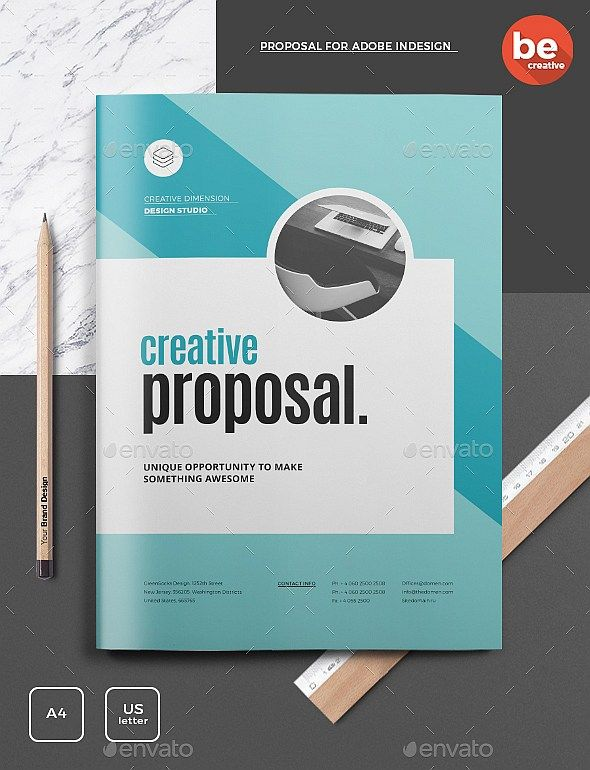 30 indesign business proposal templates design pinterest 30 indesign business proposal templates wajeb Choice Image