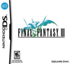 Final Fantasy III- Nintendo DS