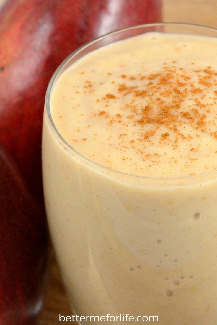 This warming smoothie is packed with antioxidants and anti-inflammatory benefits. Find the recipe on BetterMeforLife.com