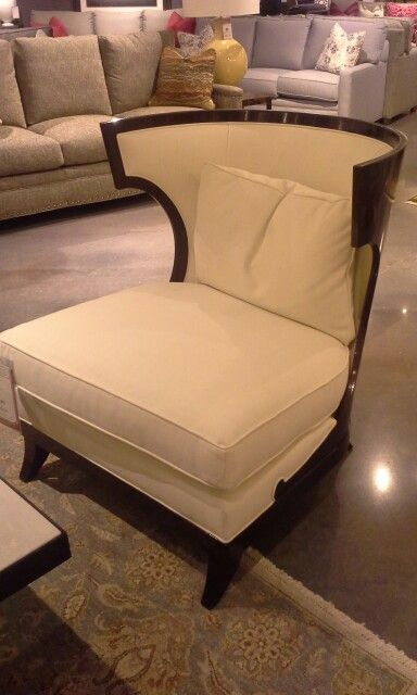IN THE STORE! Atrium Chair. See Back View In Another Pin. Regular Price