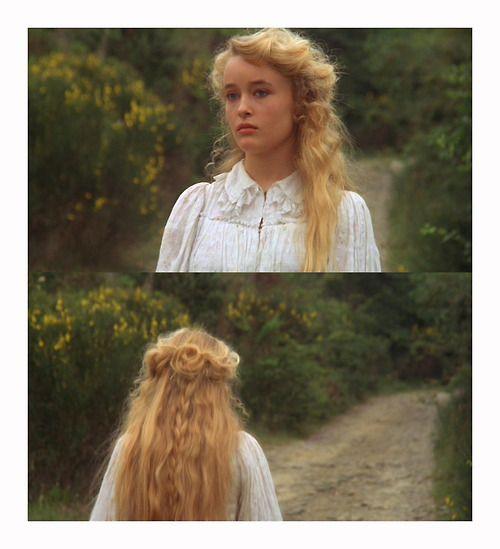 beautiful victorian hair