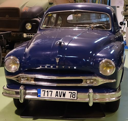 753 best images about automobile simca france on for Garage peugeot poissy