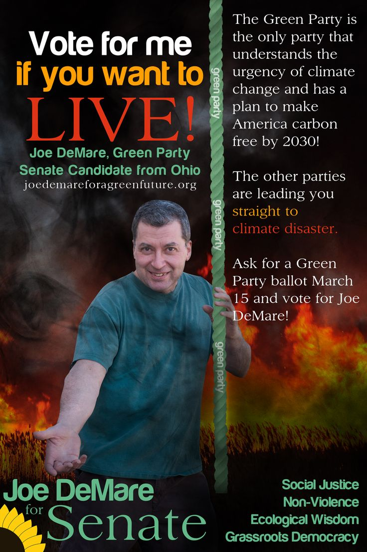 Official Site for Joe DeMare's 2016 campaign for the US Senate serving Ohio.