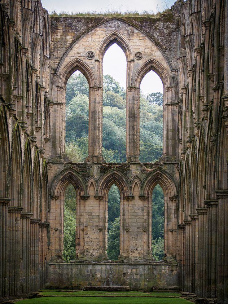 Rievaulx Abbey | Flickr - Photo Sharing!
