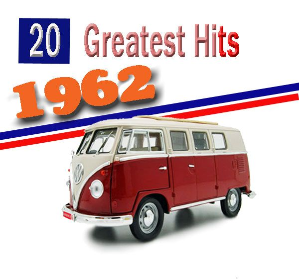 Top 40 Rock & Roll Song Chart for 1962 - Playback.fm