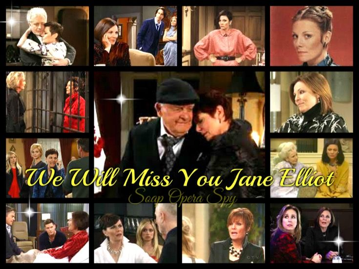 General Hospital News: A Tribute to The Incomparable Tracy Quartermaine – Jane Elliot You Will Be Missed