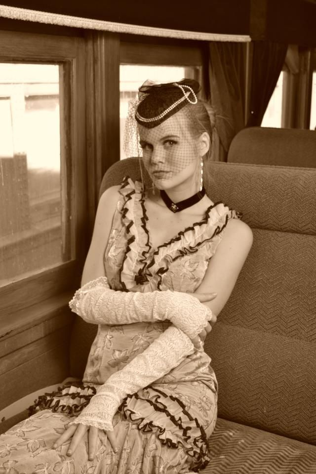 Railway shoot