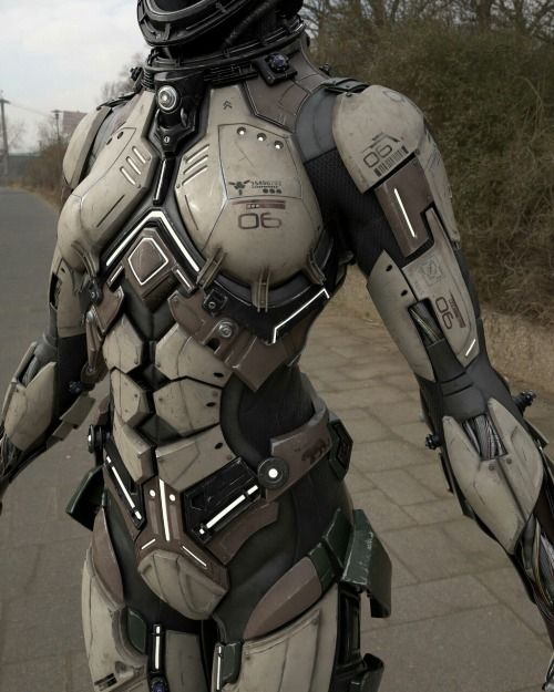 crassetination:   Various Cyber Soldiers 128 - The future is now
