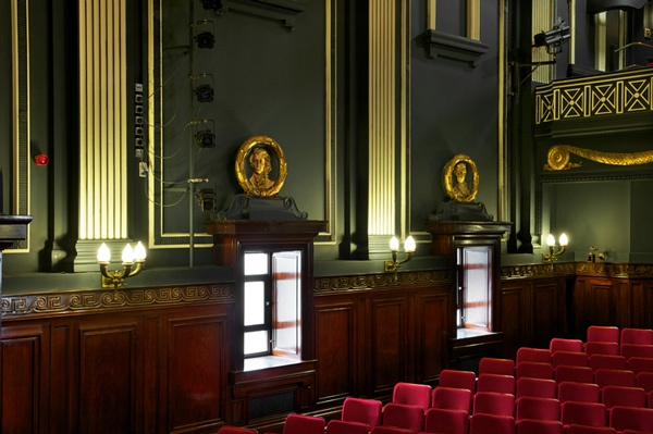 The Epstein Theatre, Hanover Street, Liverpool (formally the Neptune Theatre) reopening tonight (9th May 2012)