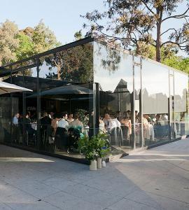 Café Vue at Heide - Image Gallery-Vue De Monde