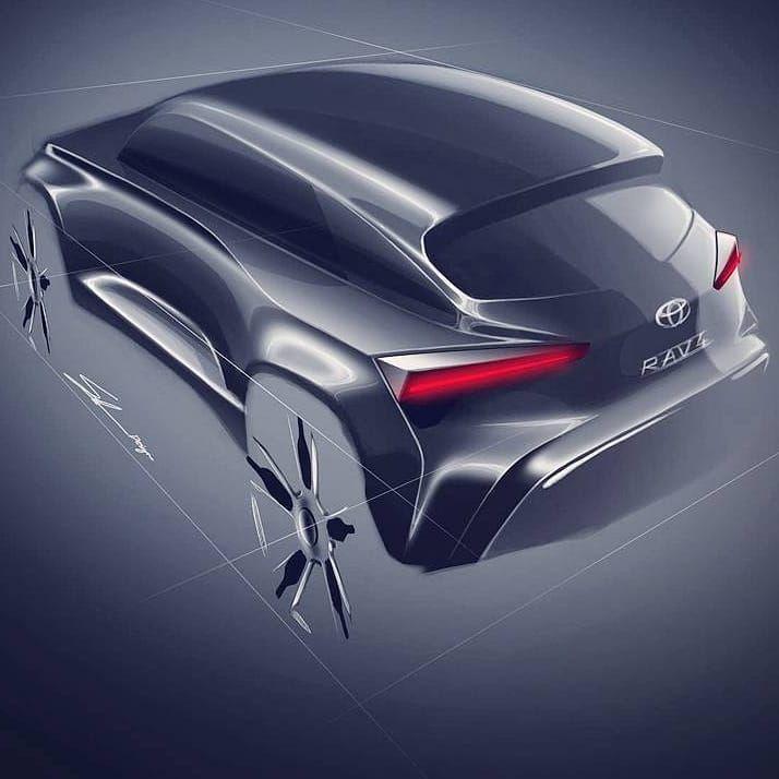いいね!751件、コメント5件 ― Design101TRENDS®さん(@design101trends)のInstagramアカウント: 「Lovely Toyota RAV4 Design by @hosein.soleimani.designworks.」