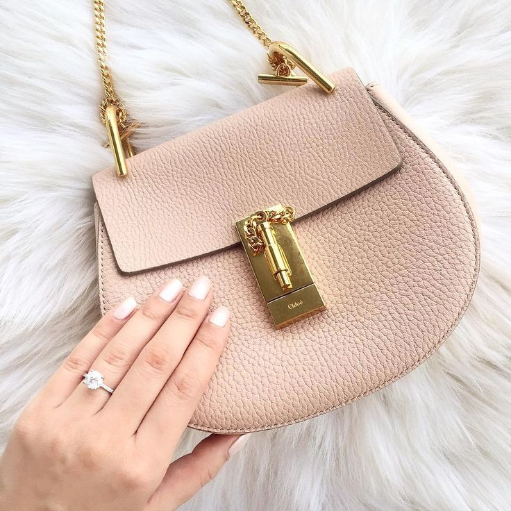 Chloé 'Drew' bag   pinterest: @Blancazh