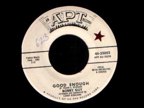 Bobby Guy   Good Enough   popcorn Soul R&B Dancer