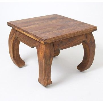 Opium Small Coffee Table - Asian - Coffee Tables - Wicker Emporium