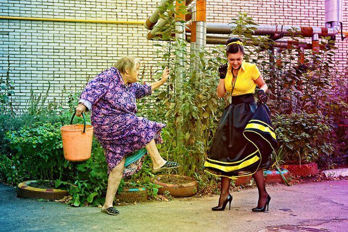 "Enjoy at any age---must have heard ""living la vida loca"""