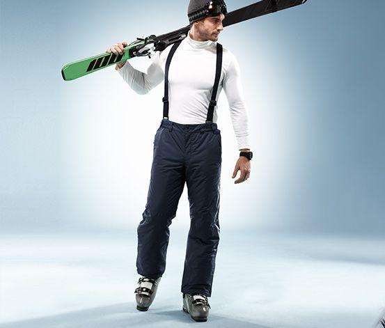 Męskie #spodnie narciarskie #tchibo