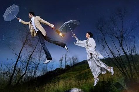 #unikfotofreewedding  #payungterbang