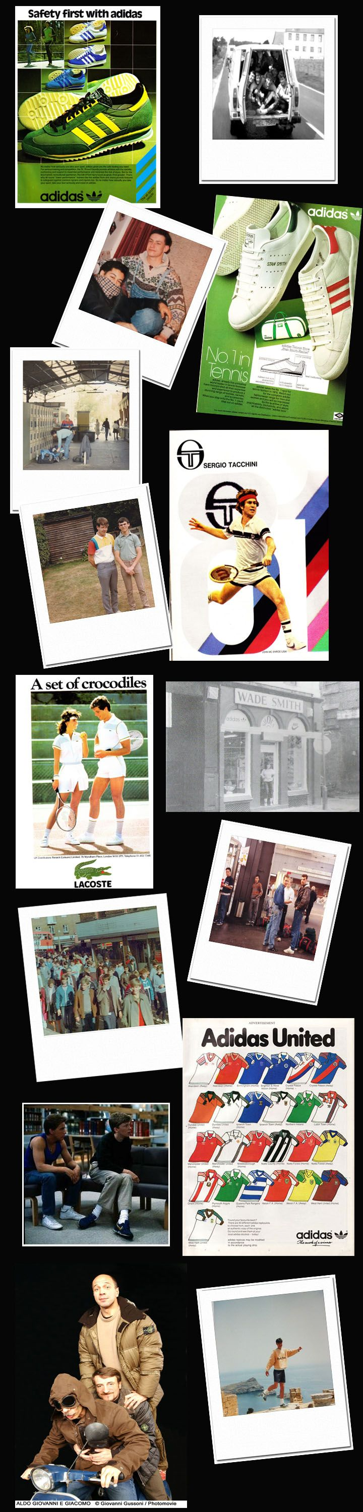 80s Casuals.The ultimate resource and store for football casuals. Those were the days..