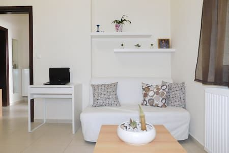 Check out this awesome listing on Airbnb: Central Apartment - Apartments for Rent in Chania