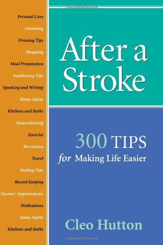 After a Stroke: 300 Tips for Making Life Easier $11.53