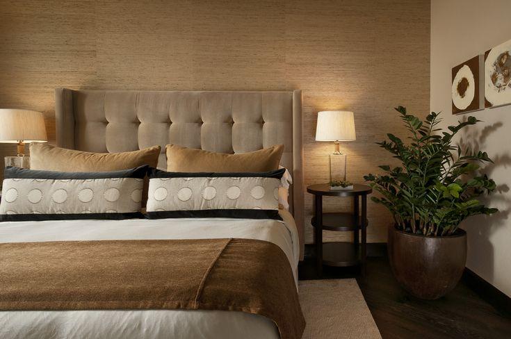 Incre ble interior moderno en colores c lidos dise os de - Dormitorios colores calidos ...