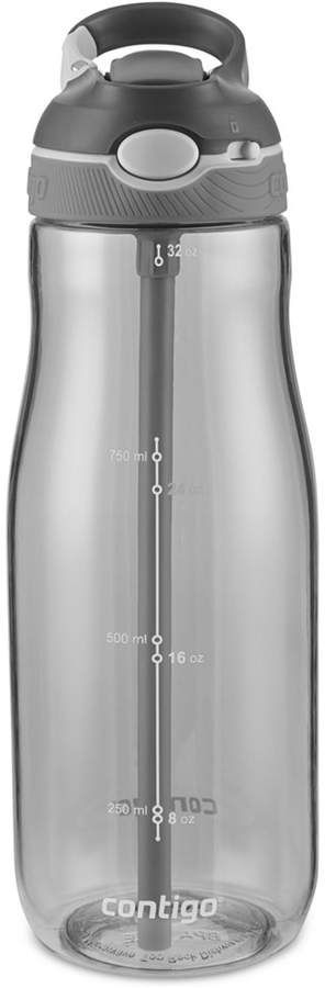 Contigo Ashland 32-Oz. Water Bottle Big water bottle is a must have for traveling!!  #ad