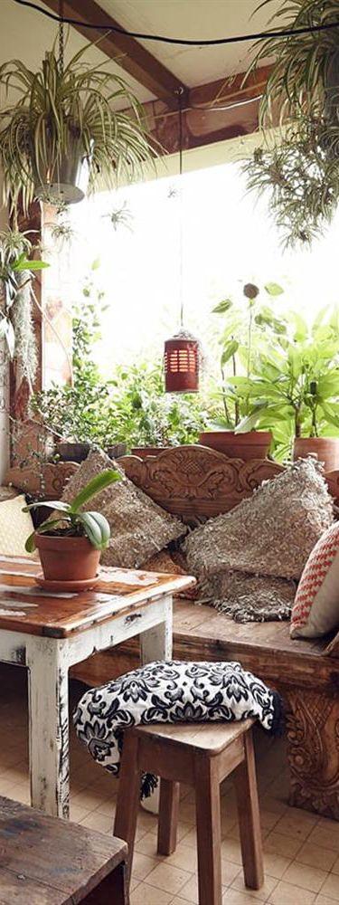 Rustic Bohemian Design