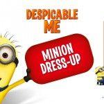 Despicable Me Minions Fancy Dress