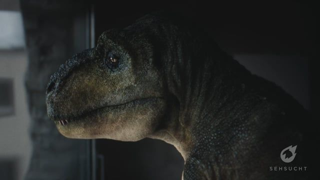 Once the most feared predator on earth, T-Rex has been reduced to a laughing…